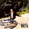 Darryl Holyk: Here I Am CD Cover recorded at Panda Productions Nashville Tennessee Recording Studio