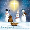 Dawn Sears: A Christmas Dawn CD Cover recorded at Panda Productions Nashville Tennessee Recording Studio