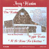 Jerry Hanlon: I'll Be Home for Christmas CD Cover recorded at Panda Productions Nashville Tennessee Recording Studio