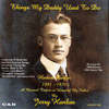 Jerry Hanlon: Things My Daddy Used to Do CD Cover recorded at Panda Productions Nashville Tennessee Recording Studio