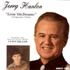 Jerry Hanlon: Livin' On Dreams CD Cover recorded at Panda Productions Nashville Tennessee Recording Studio