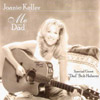 Joanie Keller: Me and Dad CD Cover recorded at Panda Productions Nashville Tennessee Recording Studio