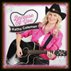 Kathy Coleman: Because of You CD Cover recorded at Panda Productions Nashville Tennessee Recording Studio