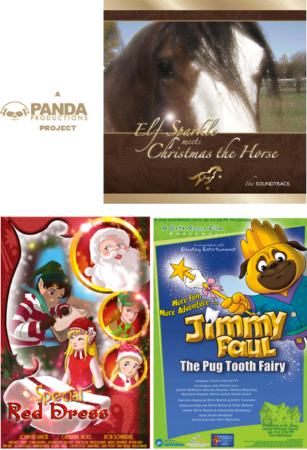 Elf Sparkle Meets Christmas the Horse Soundtrack - A Panda Productions Project